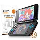 Orzly 2DSXL Accessories, Ultimate Starter Pack