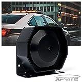 Xprite Compact 200 Watt High Performance Extra Slim Siren Speaker