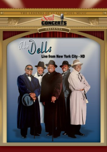 The Dells: Live from New York City by Sunset Home Visual Entertainment (SHE)