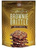 Sheila G Toffee Crunch Brownie Brittle, 5 Ounce - 12 per case.