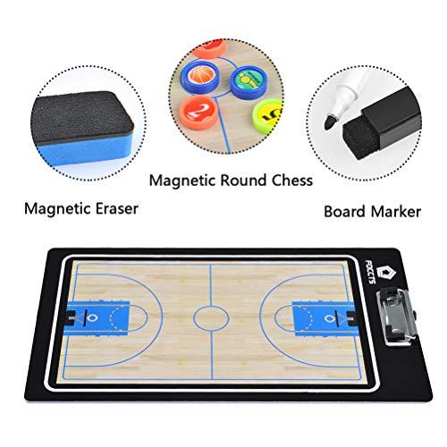 Amazon.com: FOCCTS - Tabla magnética de béisbol de doble ...