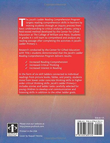 Amazon.com: Jacob's Ladder Reading Comprehension Program - Primary ...