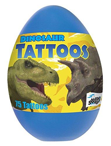 Mello Smello Dinosaur Tattoo Scavenger Hunt Easter -