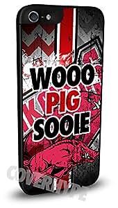 Arkansas Razorbacks Cell Phone Hard Plastic Case for iphone 4 4s