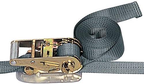 pa-man ベルト荷締機 Jフック(小型 巾38mm 固定1m 巻取4.5m) RV318J