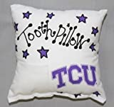 Texas Christian University Tooth Fairy Pillow - Personalized Pillowcase