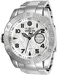 Men's 'Star Wars' Automatic Stainless Steel Watch, Color:Silver-Toned (Model: 26704)