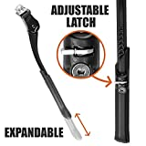 BV Adjustable Bicycle Bike Kickstand with Concealed