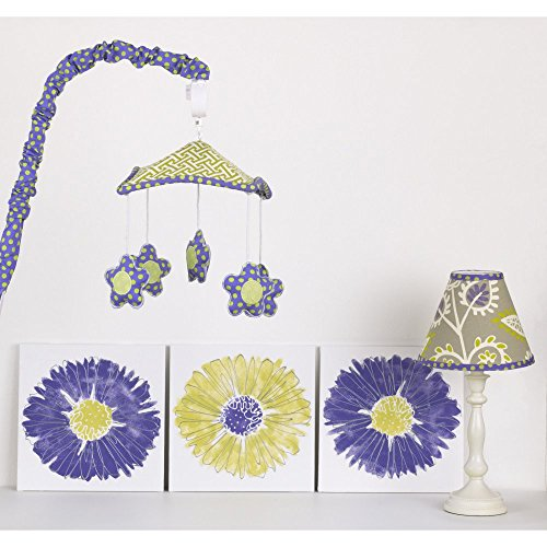 Cotton-Tale-Designs-Periwinkle-5-Piece-Nursery-Decor-Set