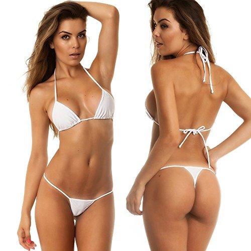 Talina White Bikini Sets Fast 1