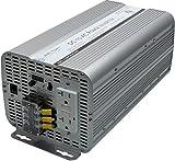 AIMS Power 3600 Watt  12 vDC Power Inverter ETL Certified  to UL 458