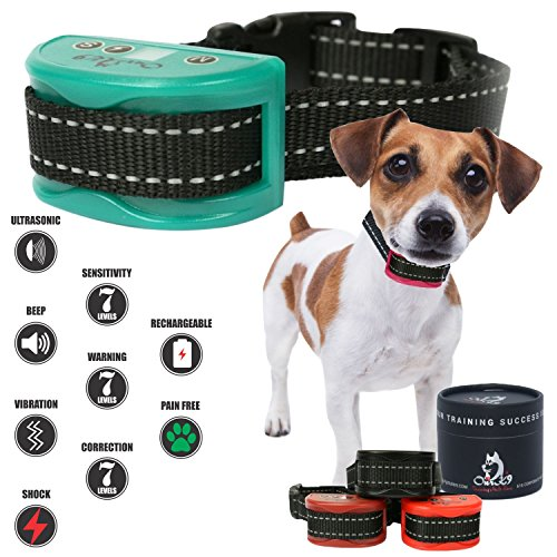 Vibration Collars Harmless Adjustable Collars product image