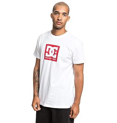 d635df2eaf9a5 DC Shoes Square Star - T-Shirt pour Homme EDYZT03902  DC Shoes ...