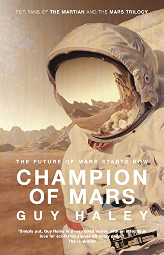 Champion of Mars cover