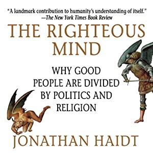 The Righteous Mind Audiobook