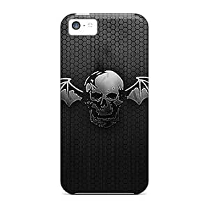 Evanhappy42 YDZ12611oMXX Protective Cases For Iphone 5c(avenged Sevenfold)