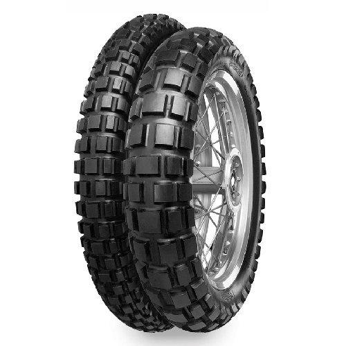 Continental Twinduro TKC80-Dual Sport Rear Tire - 130/80-17 -