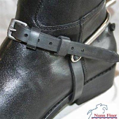 - Nunn Finer Easiest Spur Strap Yet - Black