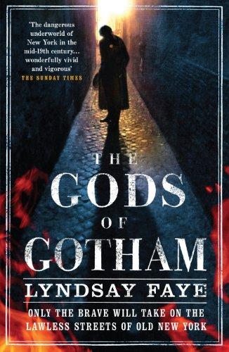 The Gods of Gotham (Gods of Gotham 1)