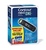 The CONTOUR NEXT ONE Blood Glucose Monitoring