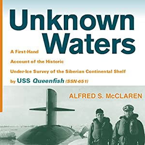 Unknown Waters Audiobook