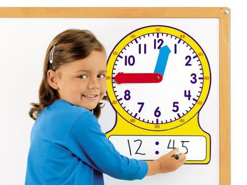 Lakeshore Magnetic Teaching Clock
