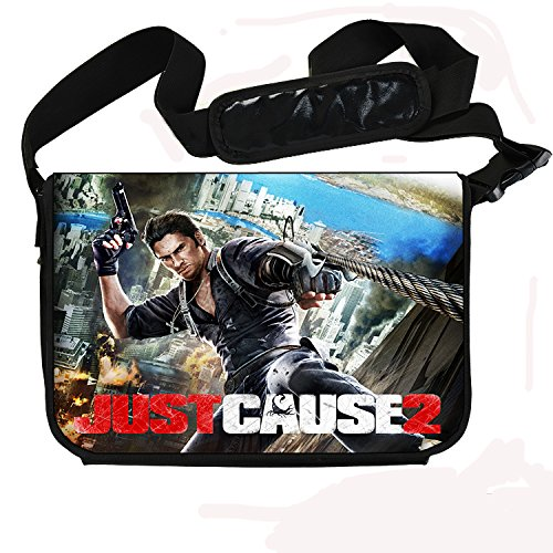 MovieWallscrolls Black Cat Marvel Comics Stylish Felicia Hardy Messenger Bag (15 x 11) Inches for $<!--$36.99-->