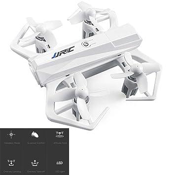 Juguete para niños Mini Drone, Luces LED RC Pocket Drone Aviones ...
