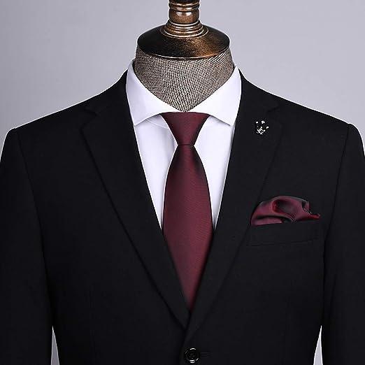 TIE Corbata de Hombre, Corbata de Moda, Corbata de Negocios ...