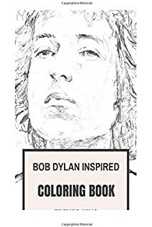 Bob Dylan Play Book Colouring Books Amazon Co Uk Text By
