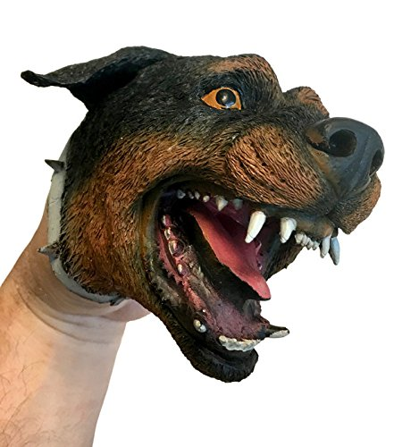Dog Hand Puppet (Sold Indivudally - Styles - Schylling Puppets