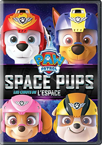 PAW Patrol: Space Pups by Universal Studios Home Entertainment