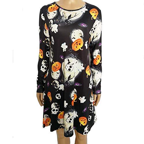 Halloween Costumes Dress for Women - Female Long