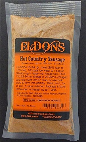 Hot Country Fresh Breakfast Sausage Seasoning #883