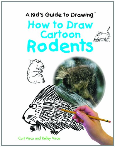 How to Draw Cartoon Rodents (Kid's Guide to Drawing) by Powerkids Pr