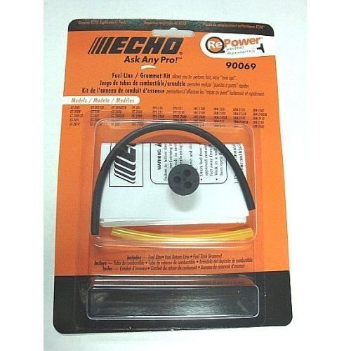 Echo 90069 FUEL GAS LINE GROMMET TUNE UP KIT FOR GT-200 GT-2