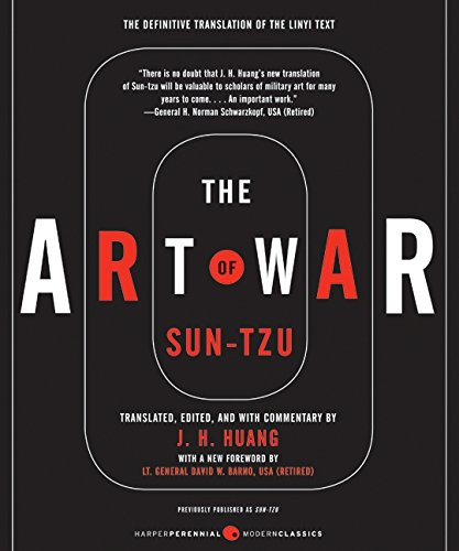 The Art of War: The Definitive Translation of the Linyi