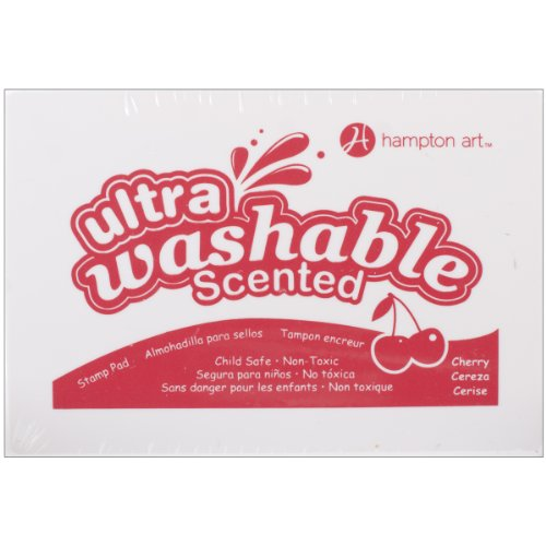 Hampton Art Cherry Scented Washable