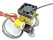 [Sintron] 3D Printer MK8 Extruder hotend 0.4mm Nozzle Latest Upgrade Print Head for 3D Printer Reprap Mendel MakerBot, Prusa i3 & rework