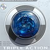 Active People YO2 Triple Action Yo-Yo - Blue