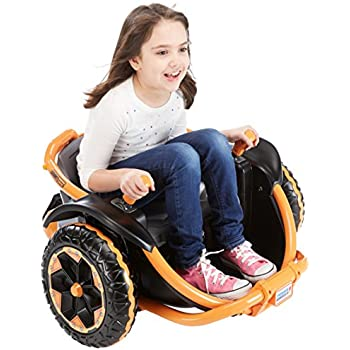 Power Wheels Wild Thing, Orange