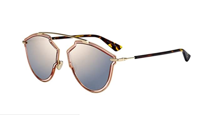 c8b425fb5dc7 Image Unavailable. Image not available for. Color  Authentic Christian Dior  So Real Rise 0S45 0J Pink Gold Sunglasses