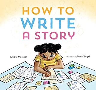 Book Cover: How to Write a Story: