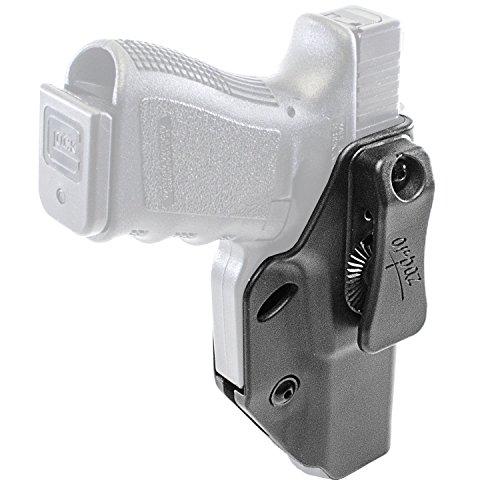 Holster Glock Combat (Orpaz Glock Concealed Carry Holster Right or Left Handed Holster for Glock 19, 17, 22, 23, 26, 27, 34 & More (IWB Holster))
