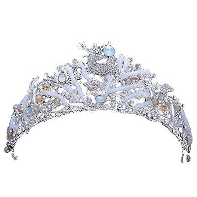 MDRW-Accessoires De Cheveux De Mariée En Épingle À Cheveux/Mariage/fête/femme les bijoux de haut grade diadème ficelle crystal diadème robe le style de décoration