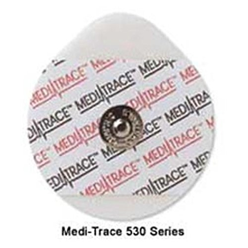 WP000-31013926 31013926 31013926 Electrode Monitoring Medi-Trace 530 Foam/ Gel 1-3/4'' Tear 30/Pk From Kendall Company