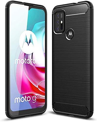 Zapcase Back Cover for Motorola Moto C Plus  Rubber_Black