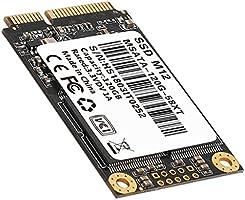 IPOTCH Interfaz mSATA Unidad SSD Unidad de Estado sólido Disco ...