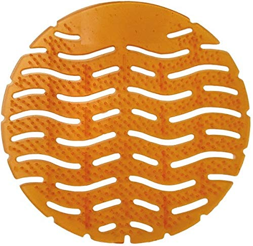 Fresh Products - Urinal Screen - Orange, Mango Scent - 10 Pack/Case (4 Cases)