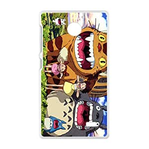QQQO Tonari no Totor Case Cover For Nokia Lumia X